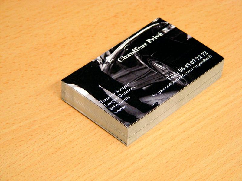 Modele Gratuit Carte De Visite Taxi VTC A Imprimer